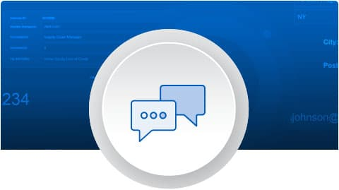 Two-Way Messaging Icon